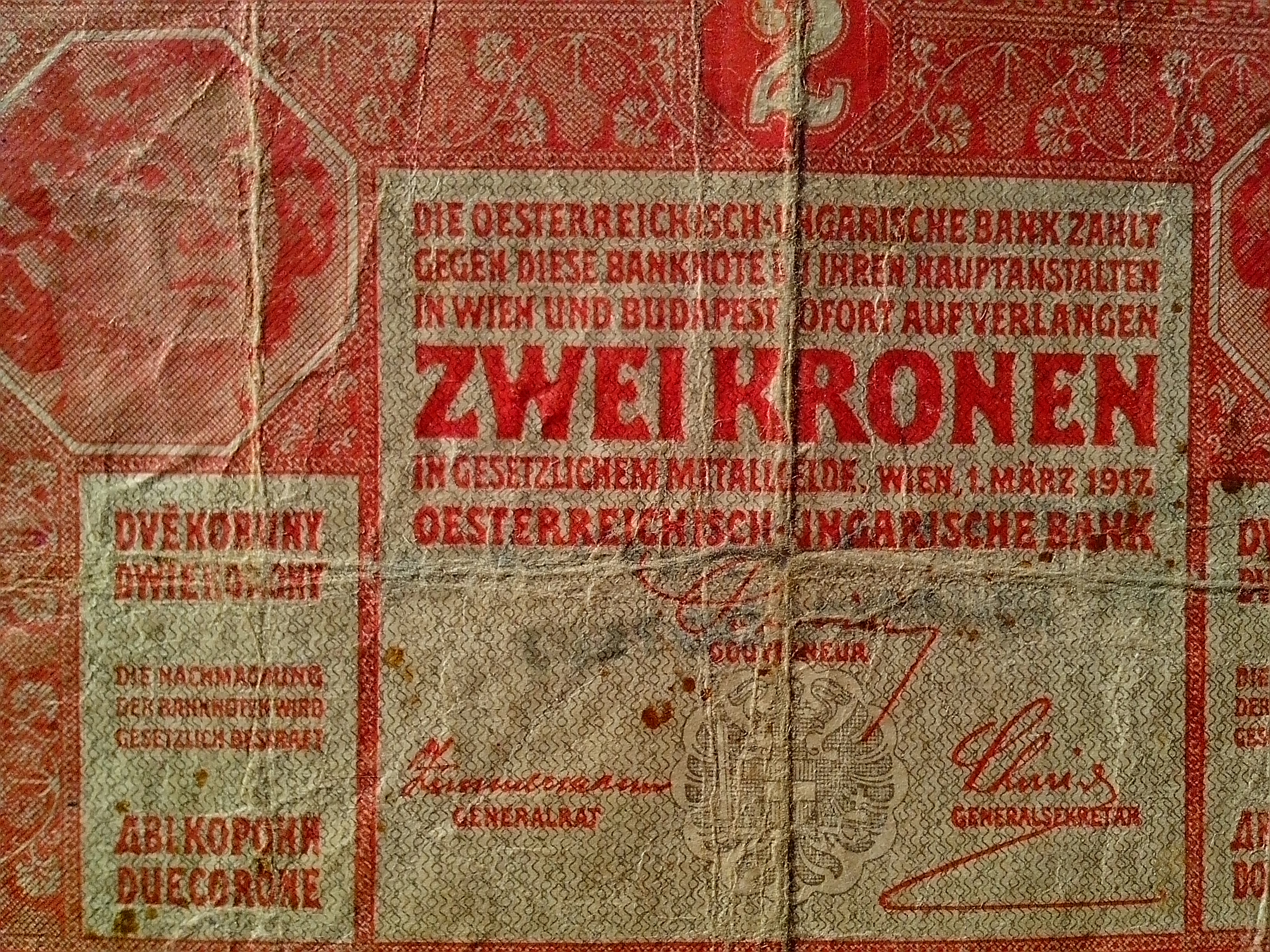 Free Picture Hungary Banknotes Money Cash Paper Vintage
