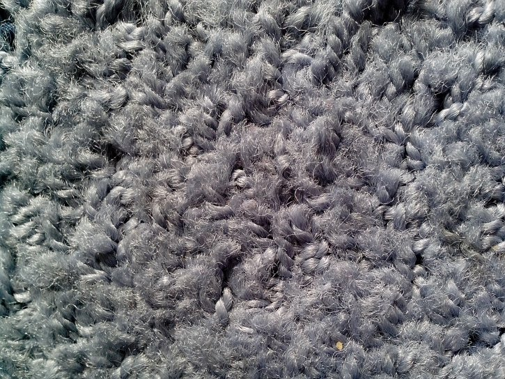 poor, quality, wool, gray, close, texture