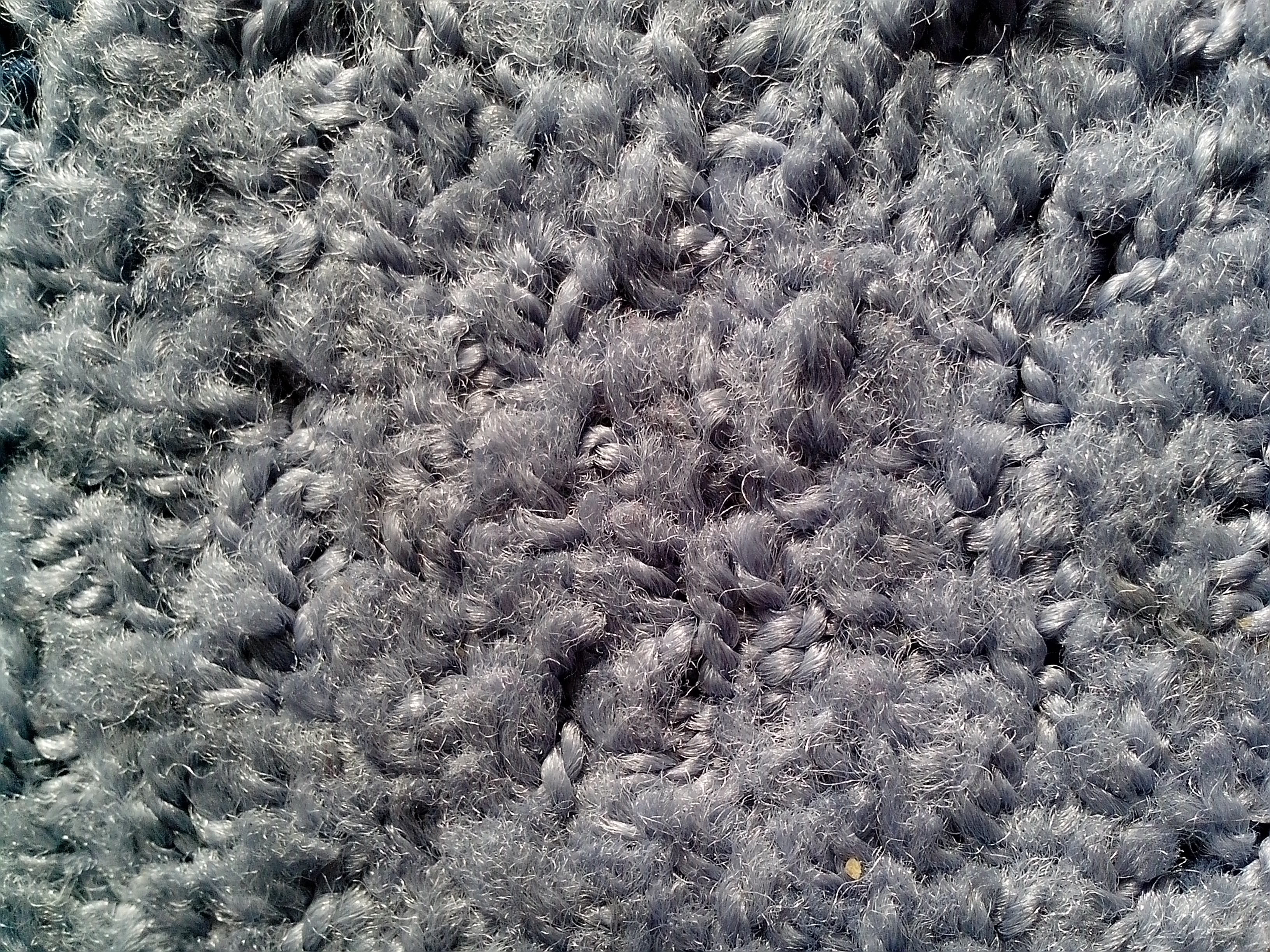 Free photograph; poor, quality, wool, gray, close, texture