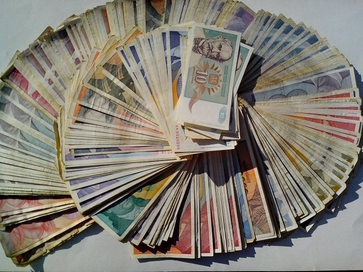 sum, money, banknote, currency, cash, bills