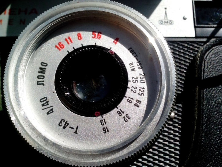 photo, lens, old, camera