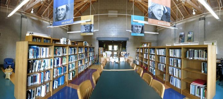 interior, view, national, conservation, Library