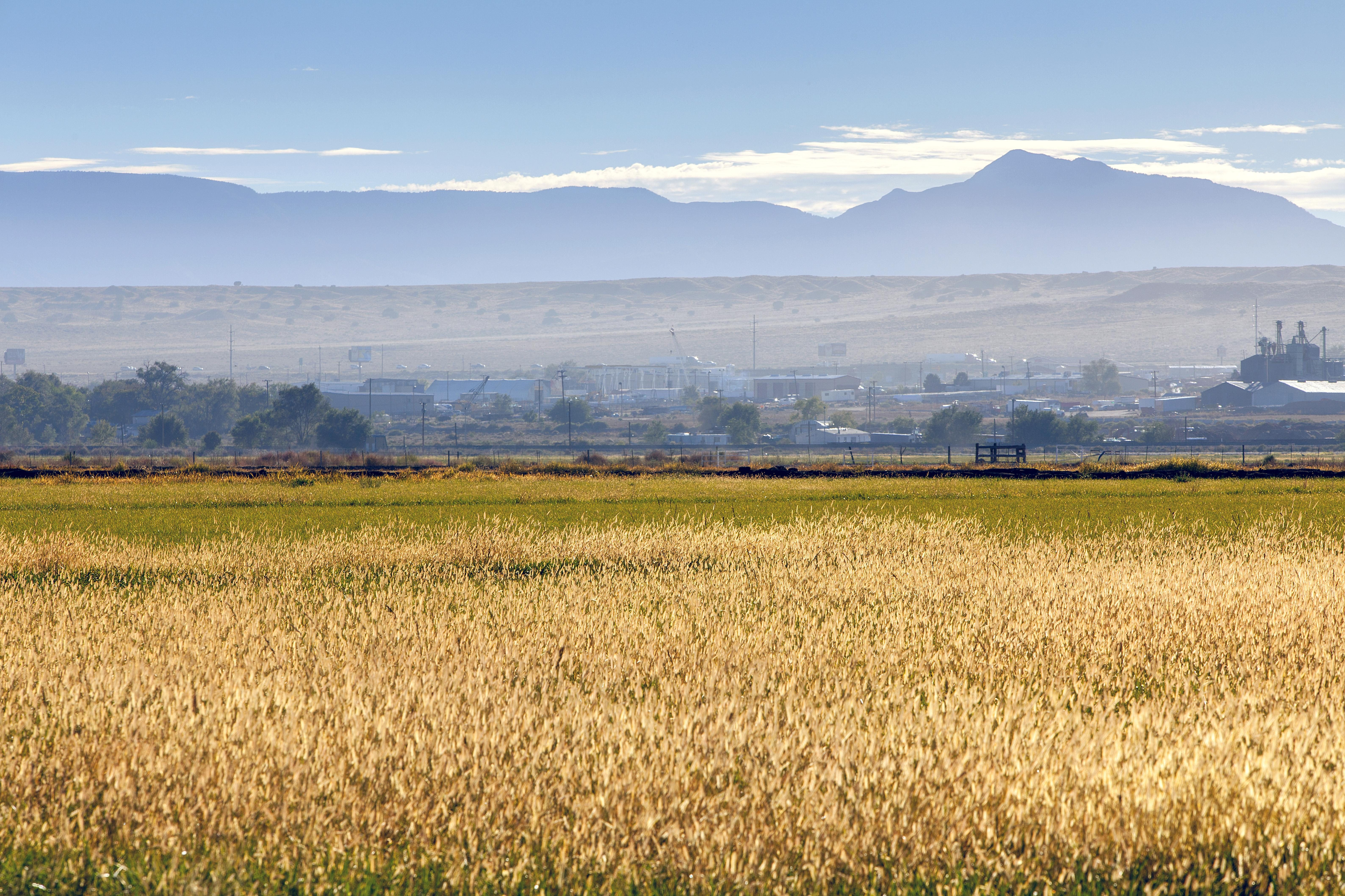 Free photograph; valle, national, wildlife, refuge, scenic