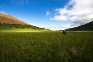 trekking, natura, scenico