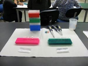 science, laboratoire, outils, laboratoire, bureau, plastique
