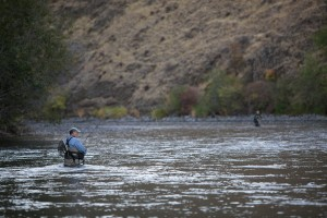 anglers, fish, trout, steelhead, Yakima, river