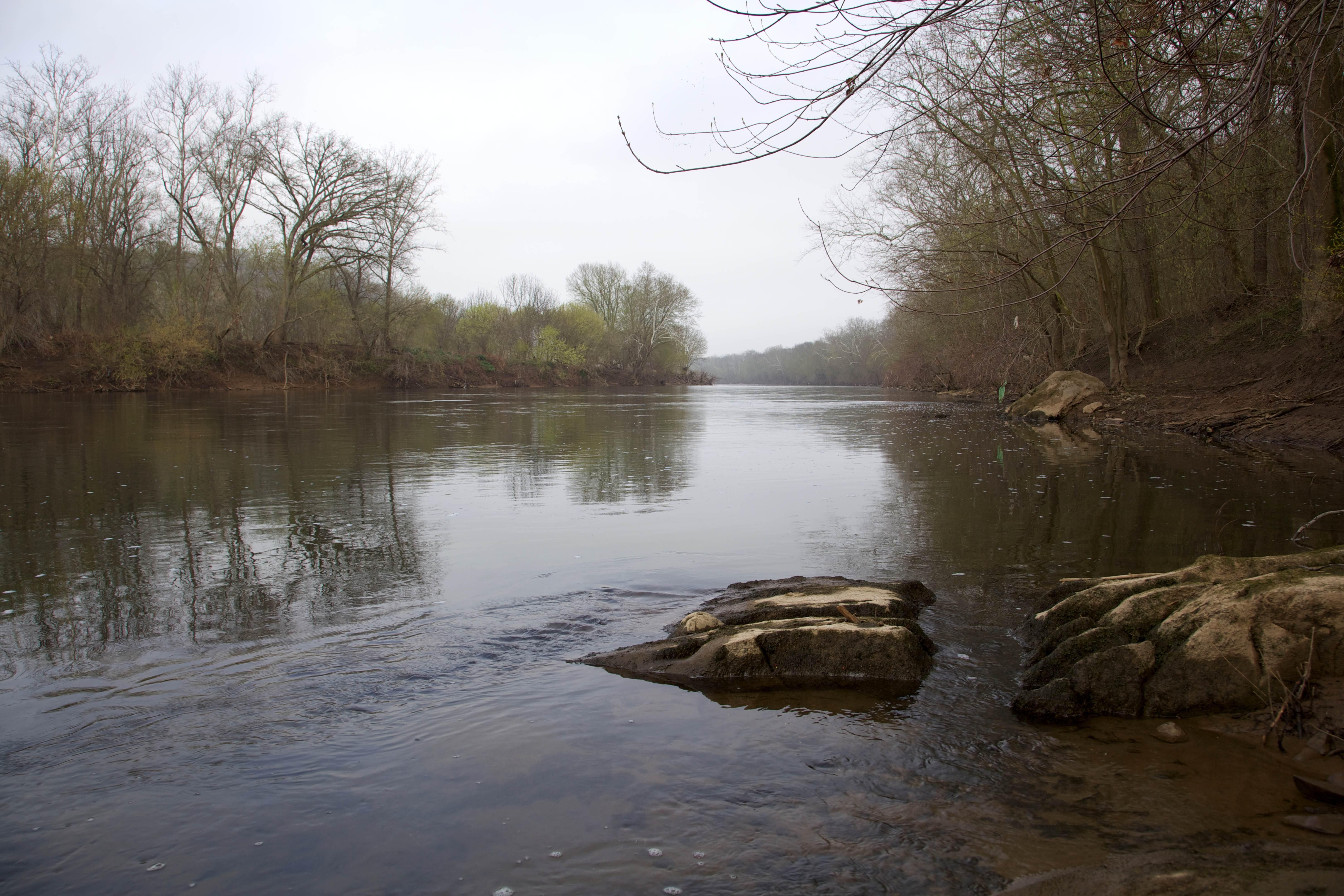 Free photograph; banks, Potomac, river, coast, shore
