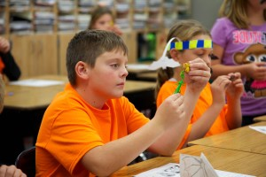children, fifth, grade, students