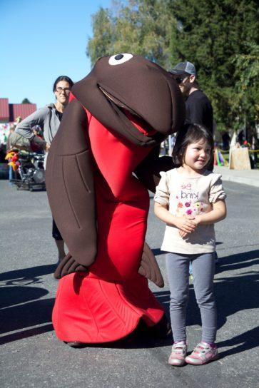 children, street, urban, town, parade, costume