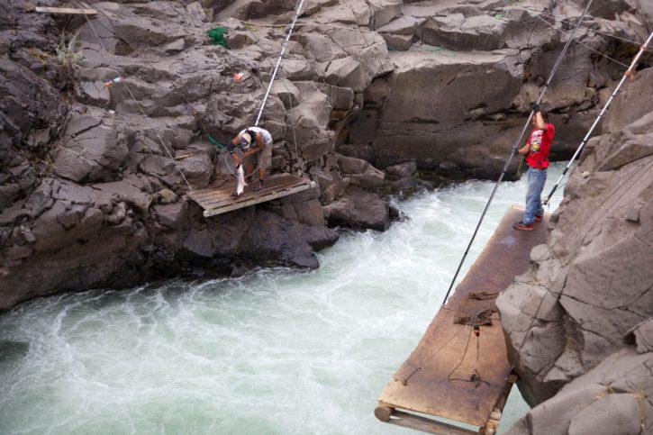 dip, nets, salmon, fishing