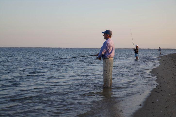 fishing, public, area