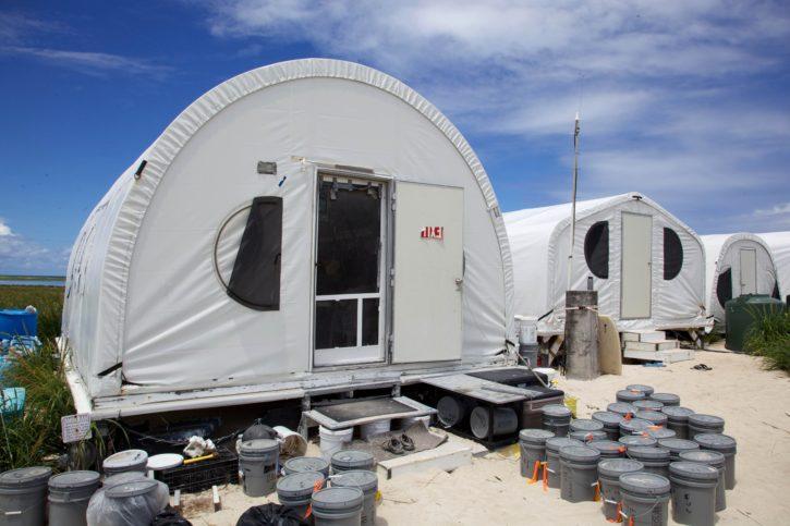 moderne, šatora, konstrukcija