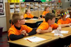 copii, educaţie, clasă