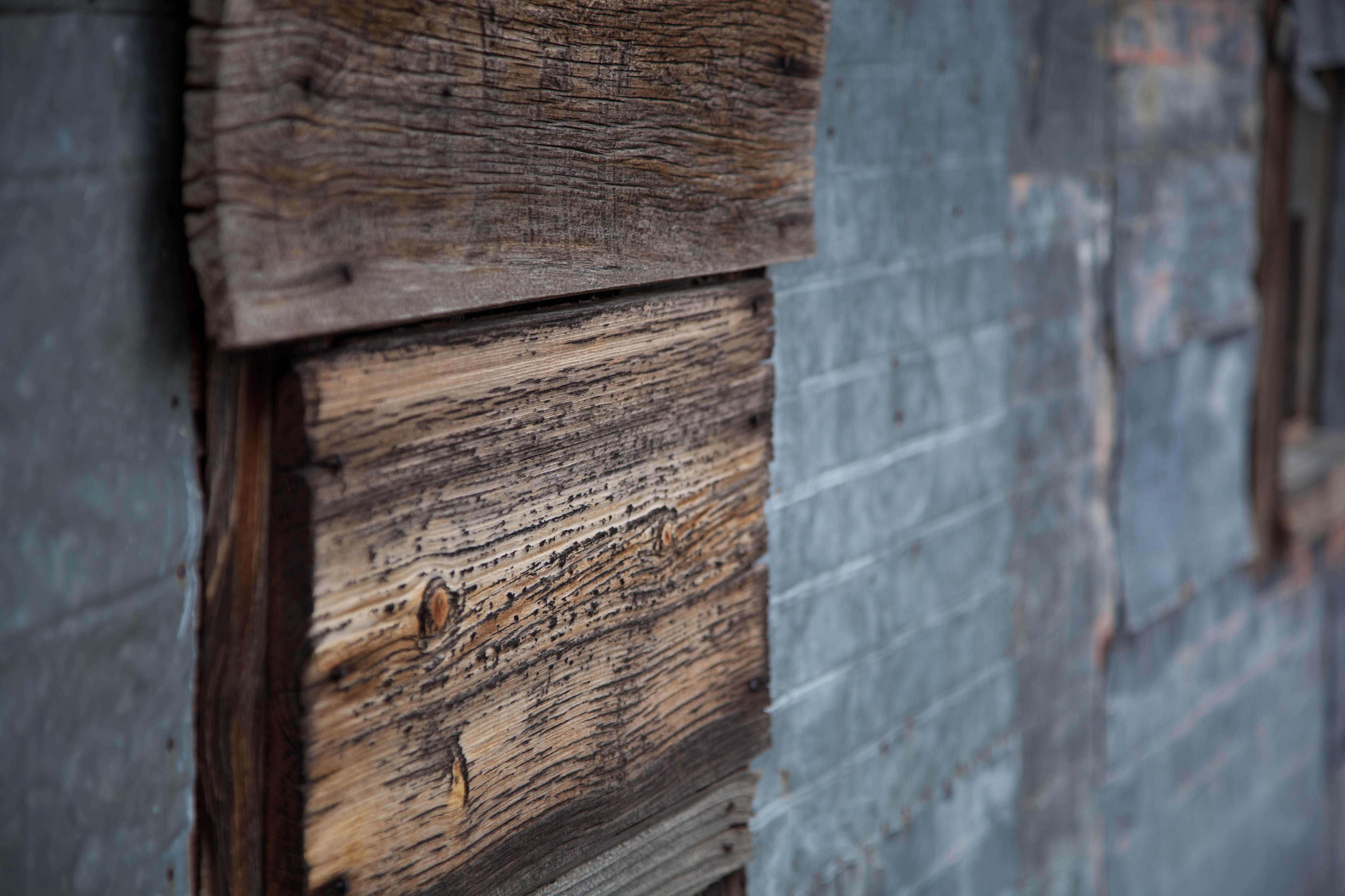 Free photograph; old, wood, pattern, various, surfaces, textures