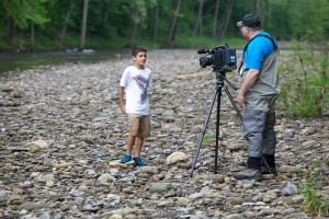 student, interviewed, outdoor, education, event