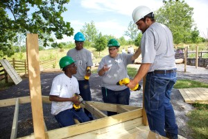 work, together, build, construction, workers