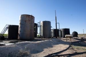 olaj, termelésének, feldolgozásának, létesítmények