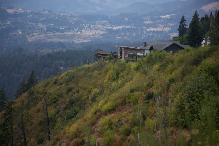 scenic, area, spring, creek, national, park