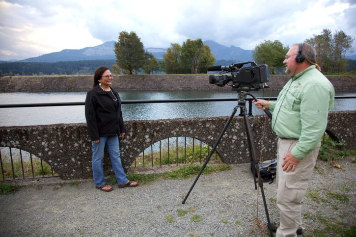 video, interview