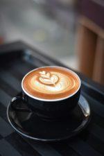 coffee cup, drink, cream, art, ceramic