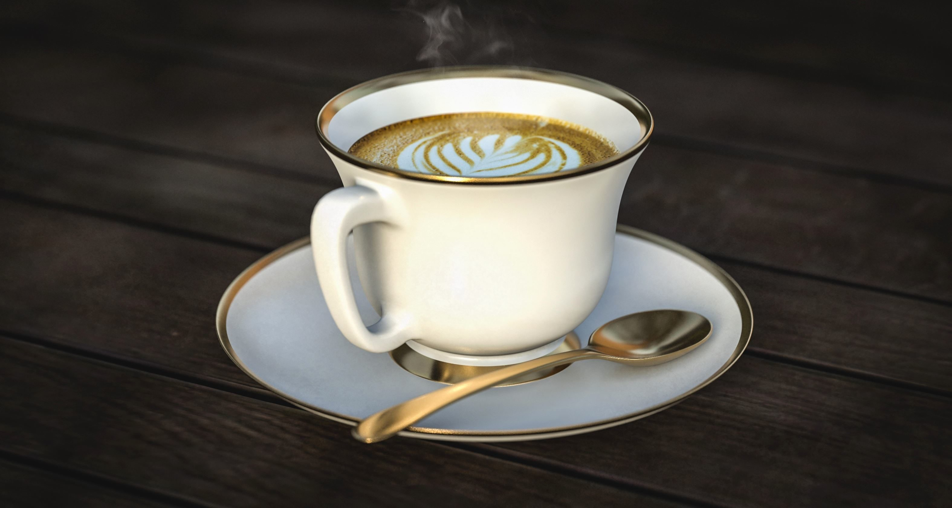 Free picture table wooden beverage caffeine cappuccino