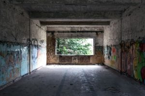 walls, graffiti, vandalism, abandoned, art, building