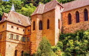 건축, 건물, 성곽, 고딕, 하우스