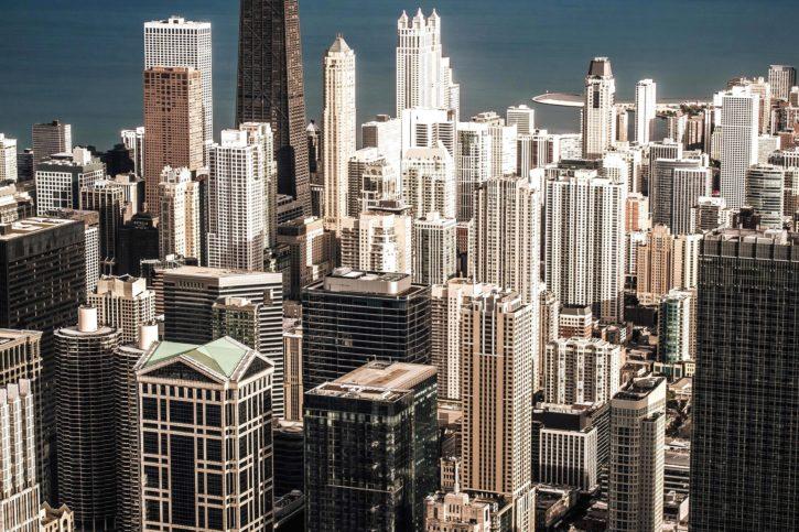 zgrade, grad, neboder, urbane, arhitektura