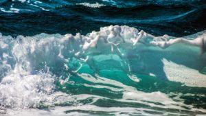 Ozean, Meer, Spritzer, Wasser, Welle