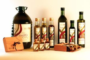 olive oil, bottles, gift, glass