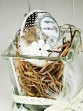 easter egg, nest, symbol, tradition, glass, holiday