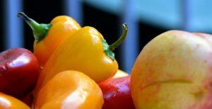 pimentón, pimienta, rojo, especias, verduras, agricultura, alimentación, frescos