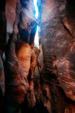 formazione rocciosa, canyon si restringe, arenaria, paesaggio