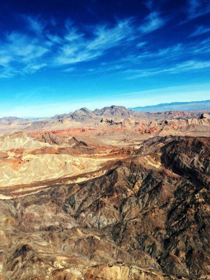 golde, ørken, tørr, landskap, fjell