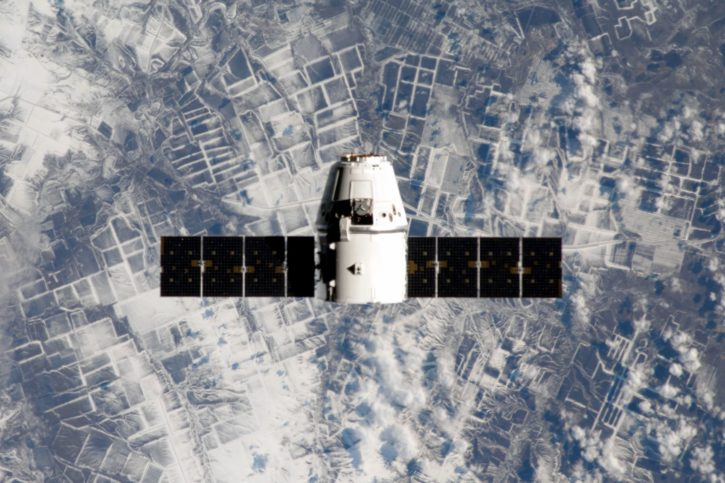 Satellit, NASA, Space Shuttle, Technologie, Universum