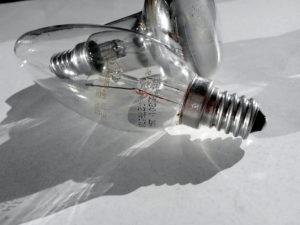 Bulb E14 bottleneck