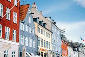 улица, град, градски град, къщи, прозорците, архитектура, сгради