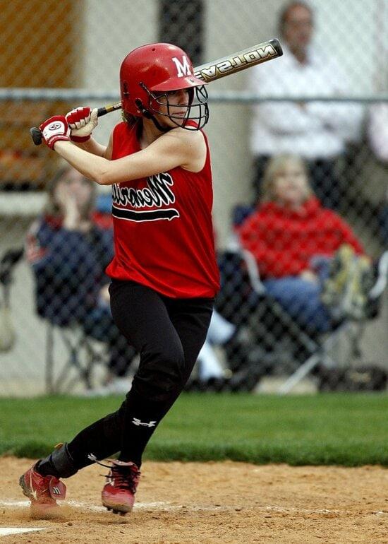 baseball player, baseball, sport, stadium, swing, uniform