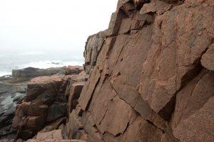 spiaggia, pietre, costa, natura, oceano, acqua, rocce, onde, nebbia