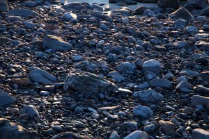 rocky beach, costline, rocks, stones