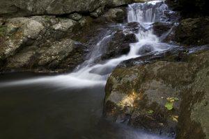 potok slap, vode, stijena