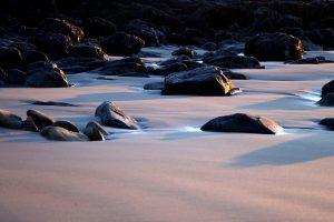 neve, inverno, natura, mare, spiaggia, pietre, sabbia, sole, mare