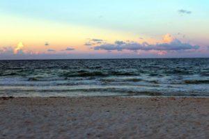 sand, sea, seascape, seashore, sky, water, beach, horizon