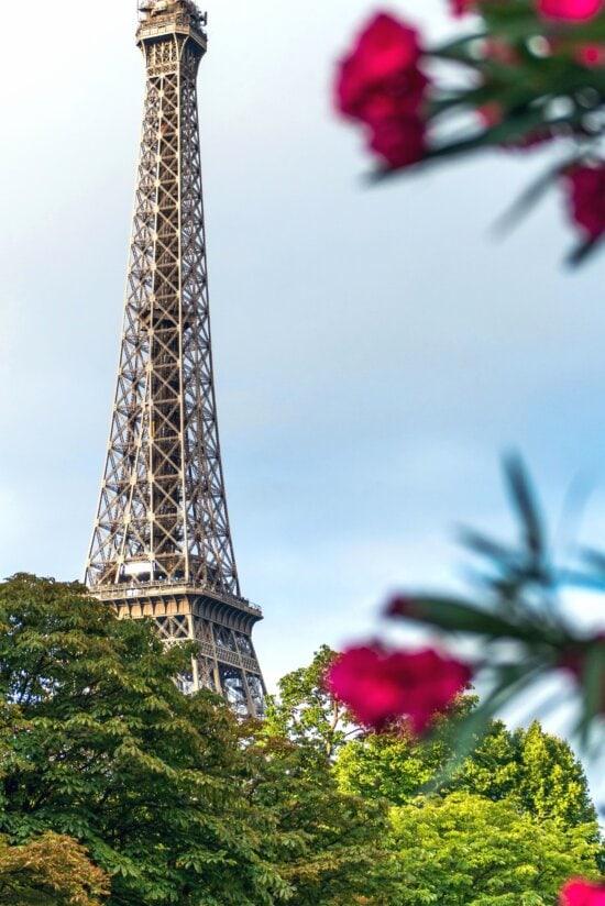 Paris, Tour Eiffel, France, attraction touristique, tour