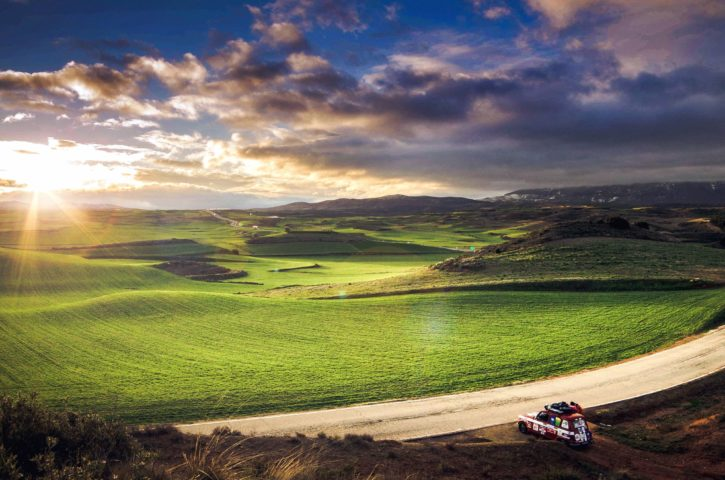 countryside, grassland, landscape, nature, road, sky, Sun