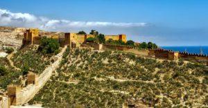 buildings, castle, ancient architecture, stonewalls, tourism