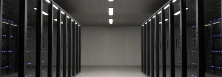 Computer-Server, Serverraum, Rechenzentrum, Business, Server-Sicherheit, Linux-Servern