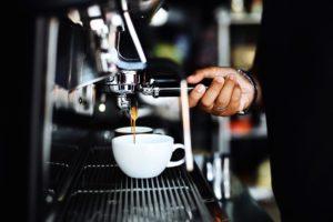 ristorante, bevanda, caffè espresso, servizio, tecnologia, caffetteria, macchina