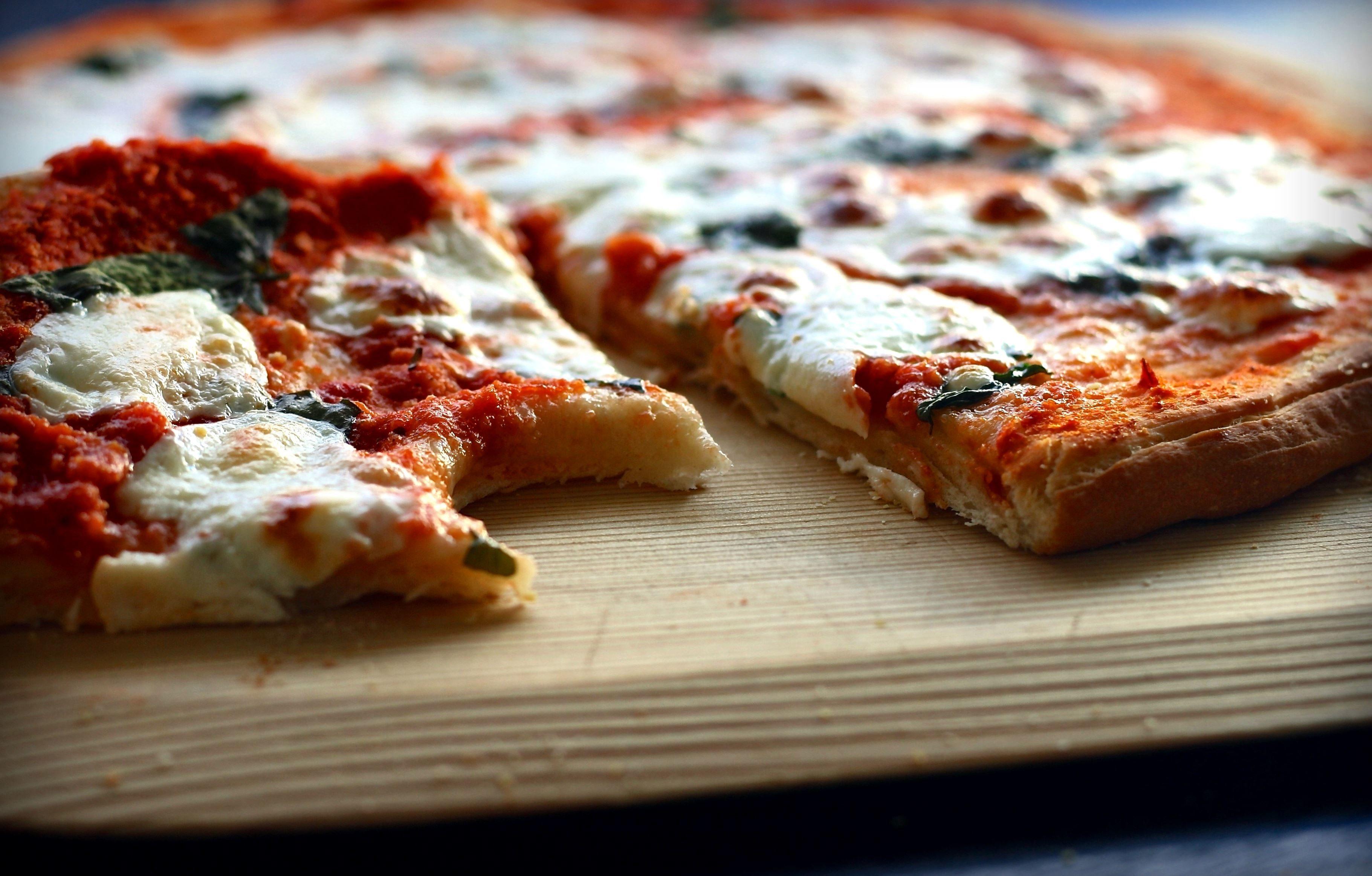 Image Libre Plat Pizza Nourriture Dîner Tomates