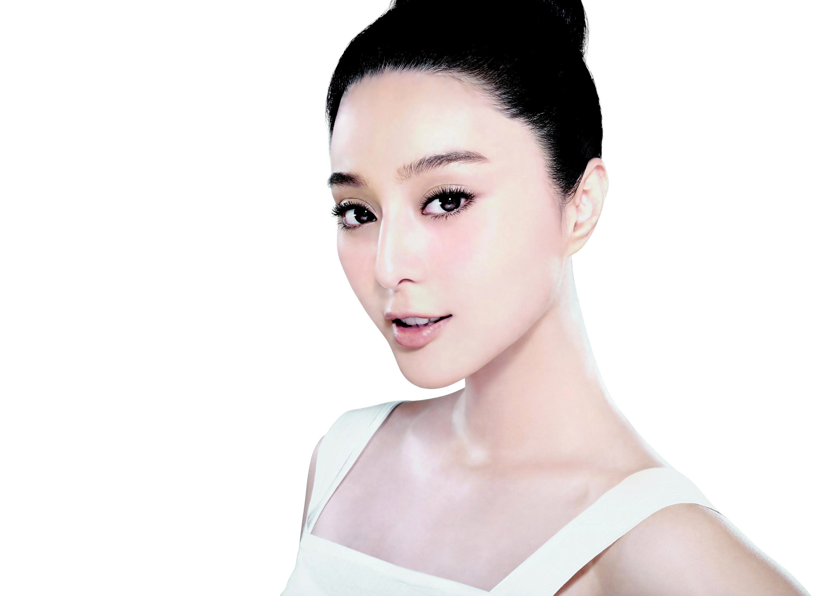 Foto gratis bella donna ritratto modello foto bel viso for Foto beautiful